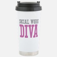 Social Work DIVA Travel Mug