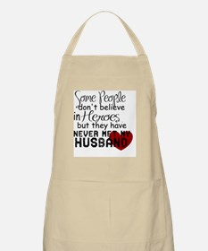 Husband hero Apron