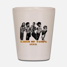 MMXXL Kings of Tampa Shot Glass