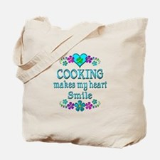 Cooking Smiles Tote Bag