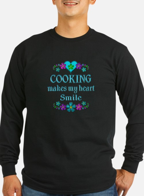 Cooking Smiles T