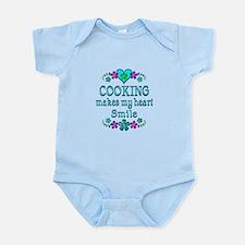 Cooking Smiles Infant Bodysuit