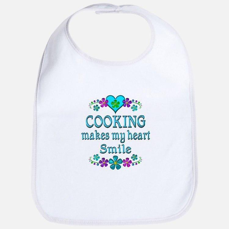 Cooking Smiles Bib