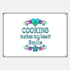 Cooking Smiles Banner