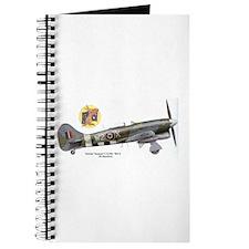 Unique Raf spitfire fighter plane Journal