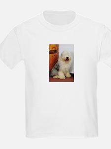 Old English Sheepdog Photo T-Shirt