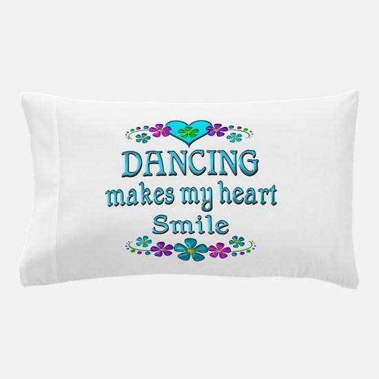 Dancing Smiles Pillow Case