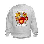 Bellver Family Crest Kids Sweatshirt