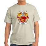 Bellver Family Crest Light T-Shirt