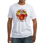 Bellver Family Crest Fitted T-Shirt