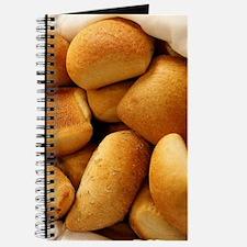 Basket of Dinner Rolls Journal