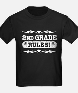 2nd Grade Rules T
