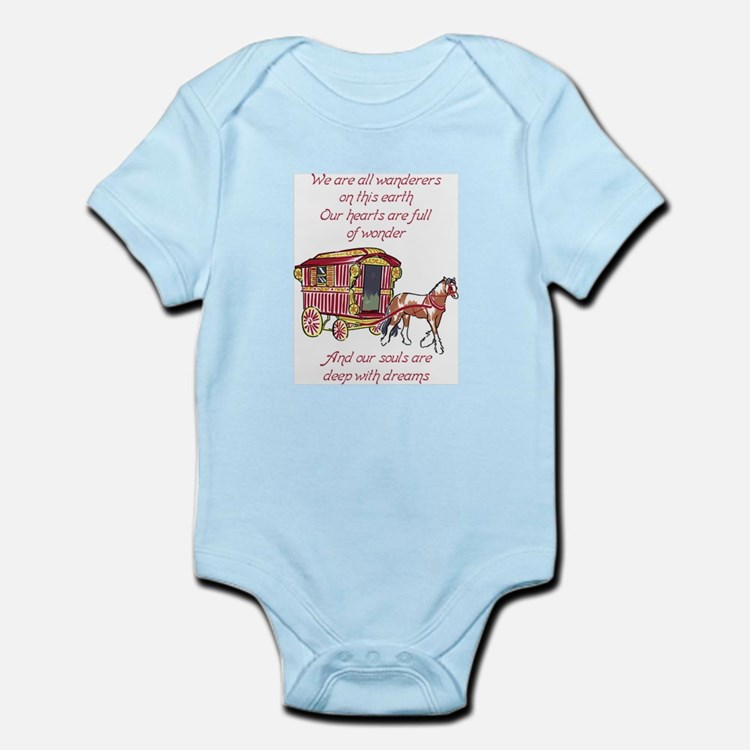 GYPSY PROVERB Body Suit