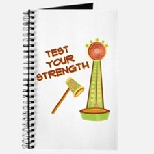 Test Your Strength Journal
