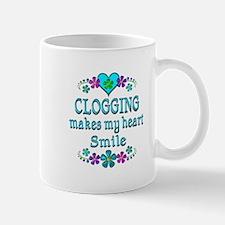 Clogging Smiles Mug