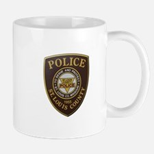 St Louis County Police Mugs