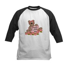 Poppy Loves Me CUTE Bear Tee