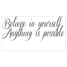 Believe In Yourself-1 Poster