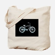 Iceberg Bike Tote Bag