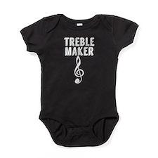 Treble Maker Baby Bodysuit