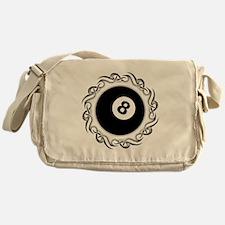 Unique Billiards Messenger Bag
