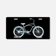 Iceberg Bike Aluminum License Plate