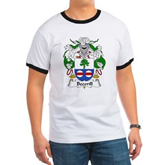 Becerill Family Crest T