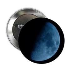 "Blue Moon 2.25"" Button"
