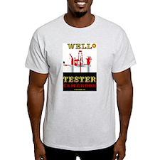 Well Tester Cameroon T-Shirt