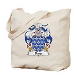 Bayo Family Crest Tote Bag