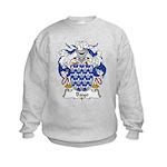 Bayo Family Crest Kids Sweatshirt