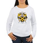 Bayle Family Crest Women's Long Sleeve T-Shirt