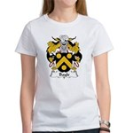 Bayle Family Crest Women's T-Shirt