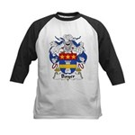 Bayer Family Crest Kids Baseball Jersey