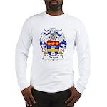 Bayer Family Crest Long Sleeve T-Shirt