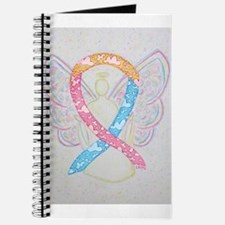 CDH Awareness Ribbon Angel Journal