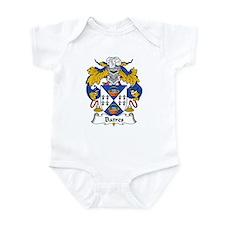 Batres Family Crest Infant Bodysuit
