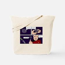 "Borg ""Q""bed Tote Bag"