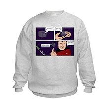 "Borg ""Q""bed Sweatshirt"