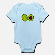 Avocado Two Halves Eddie's Fave Body Suit