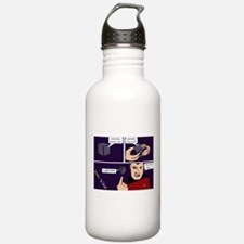 """Borg """"Q""""bed Water Bottle"""