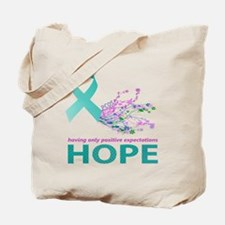 Hope For Pcos Tote Bag