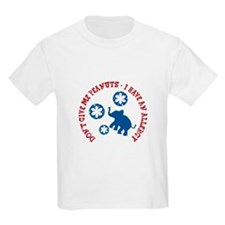 Do Not Give Me Peanuts T-Shirt