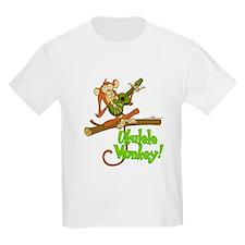 Cute Funny ukulele uke T-Shirt
