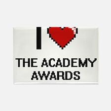 I love The Academy Awards digital design Magnets
