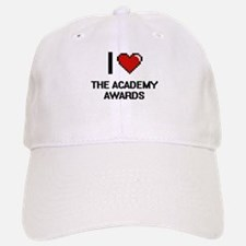 I love The Academy Awards digital design Baseball Baseball Cap