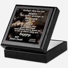 Cute In loving memory Keepsake Box