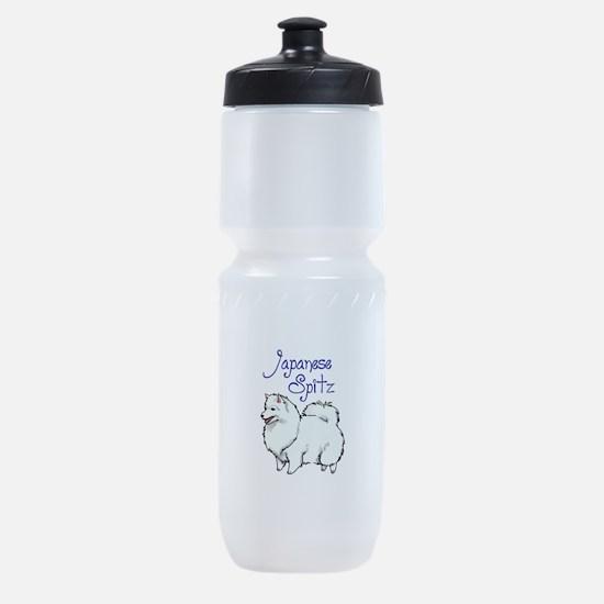JAPANESE SPITZ Sports Bottle
