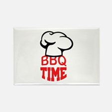 BBQ TIME Magnets
