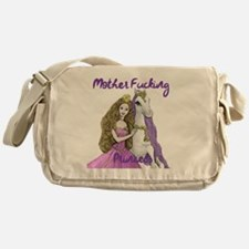 Cute Royal Messenger Bag
